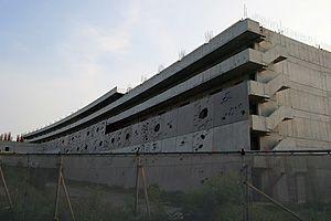 瀬底島廃墟