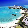 沖縄の万座ビーチ – 北部恩納村の綺麗な海おすすめ情報!