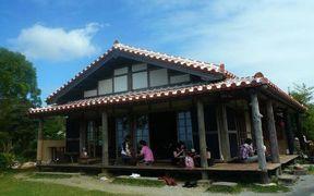 沖縄の民家イメージ