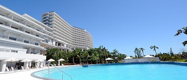 ホテルオリオンモトブリゾートスパ