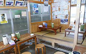 昭和の雰囲気漂う空間